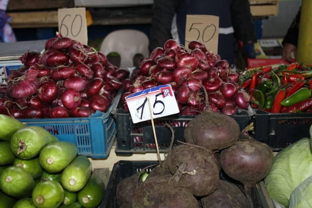 Феодосия сегодня. Цены на центальном рынке