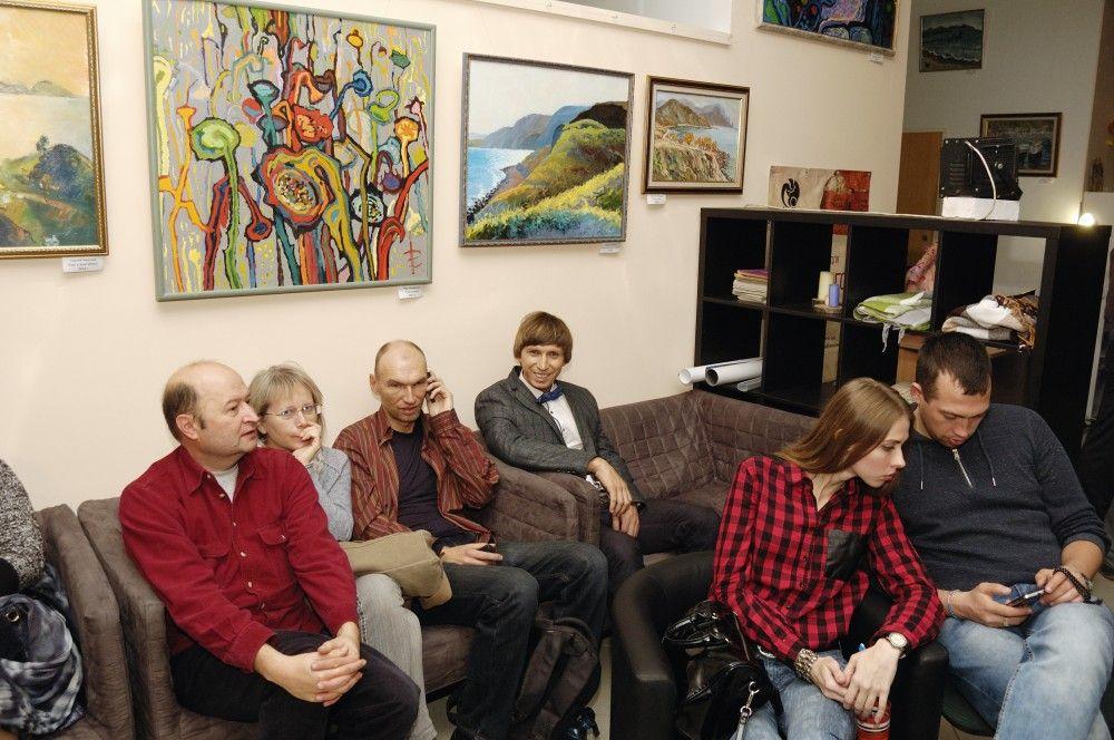 В Феодосии открылась галерея современного искусства