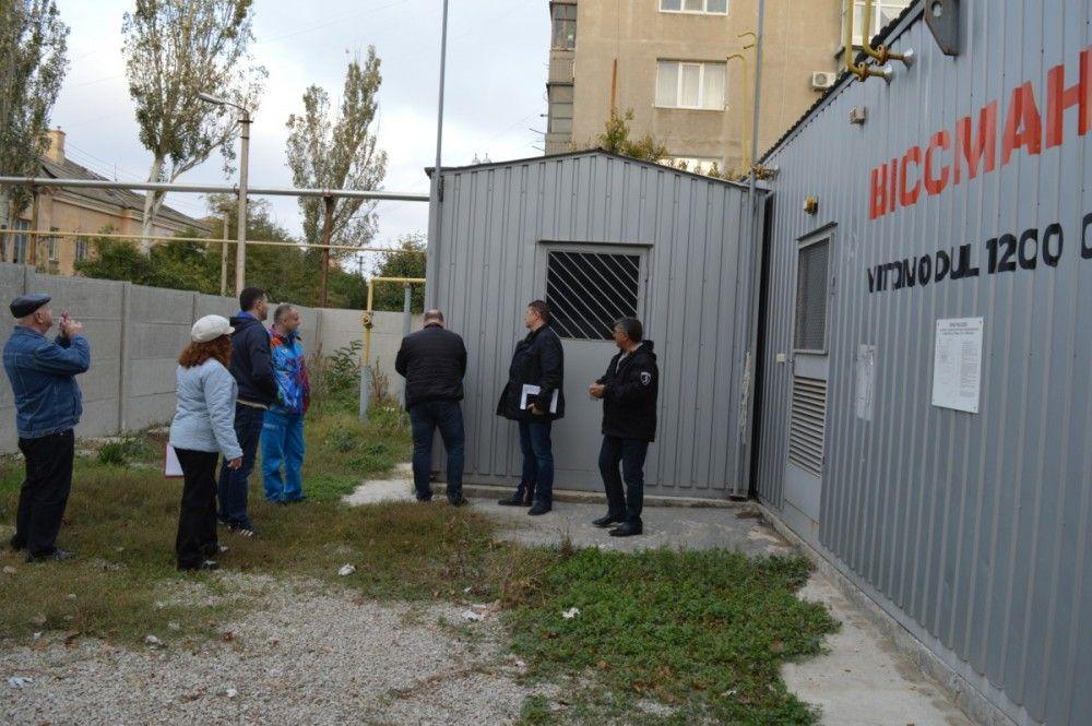 В Феодосии все еще нет отопления в девяти домах в районе Федько