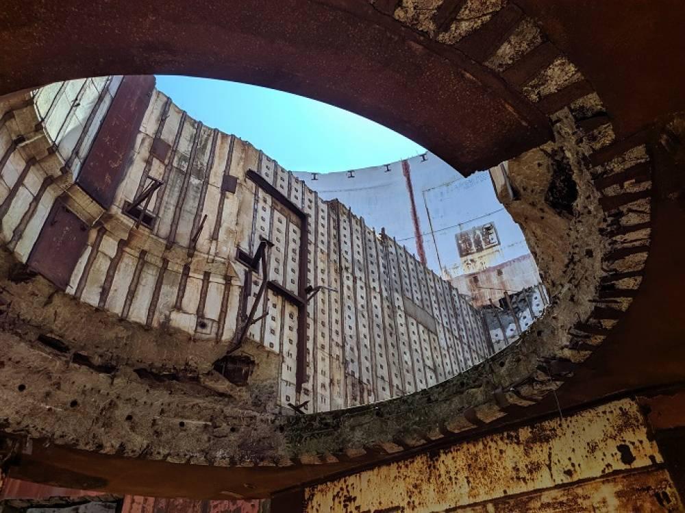 Не Чернобыль, но похоже (фоторепортаж)