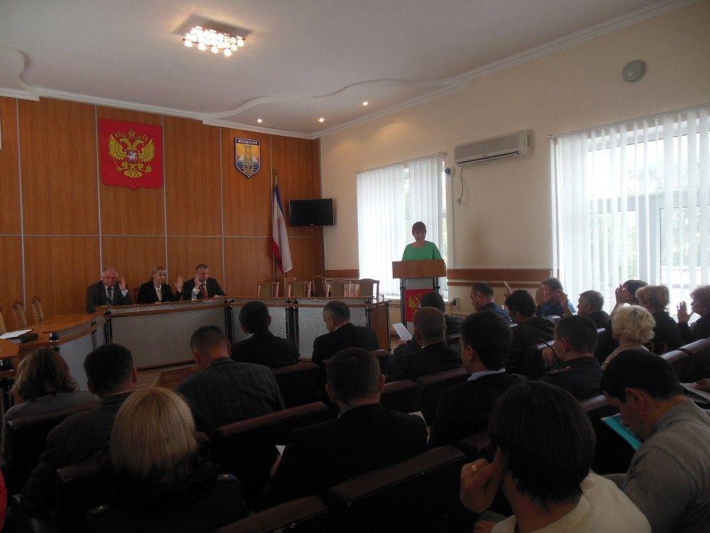 Состоится внеочередная сессия Феодосийского горсовета