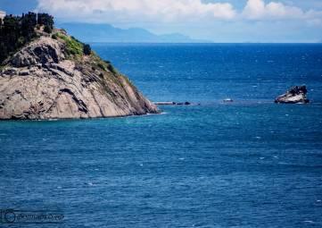 Вода в Черном море остыла до +18°