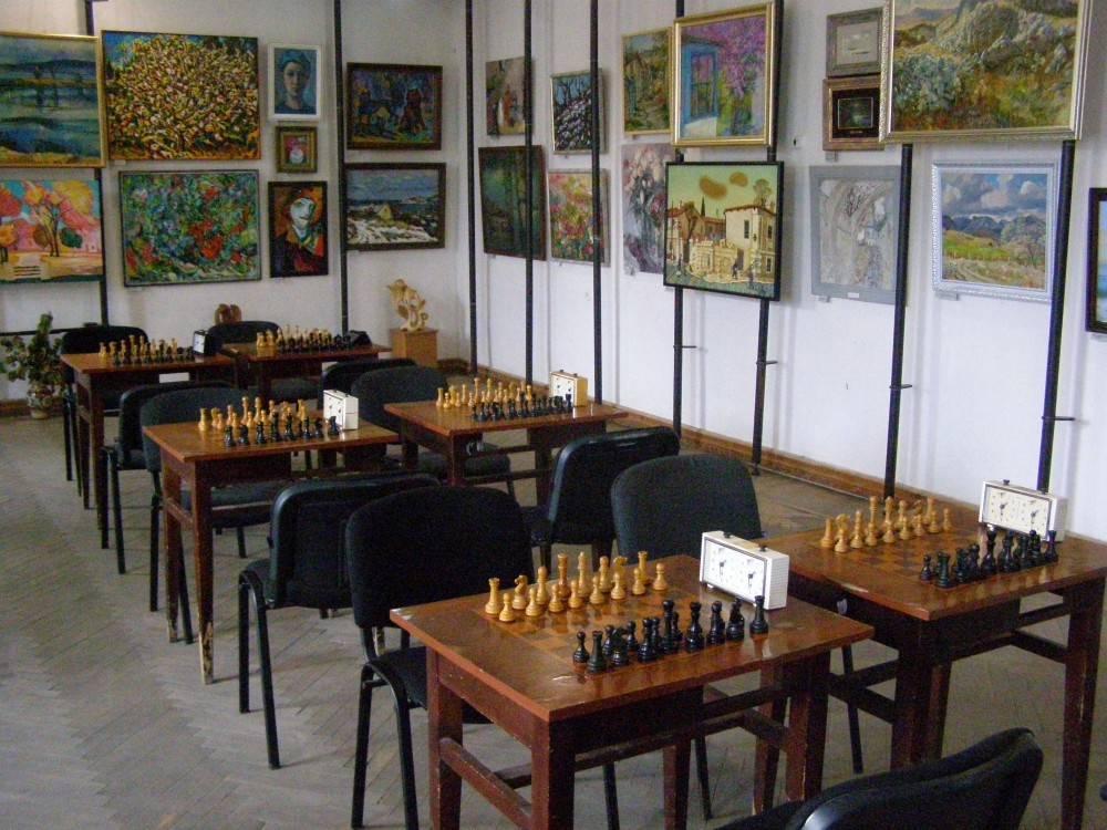 В Феодосии сразятся в шахматы политические партии