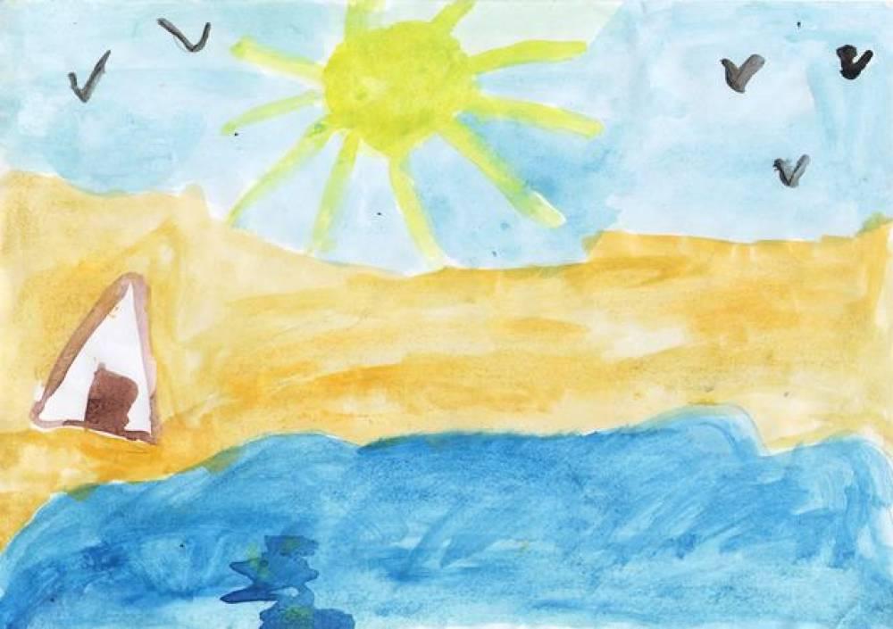Школьники Феодосии отпраздновали Международный день защиты Черного моря