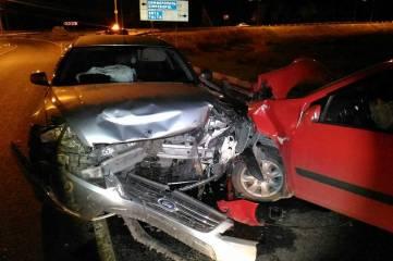 Два лобовых, несколько пострадавших, скрывшийся виновник — ДТП в Севастополе