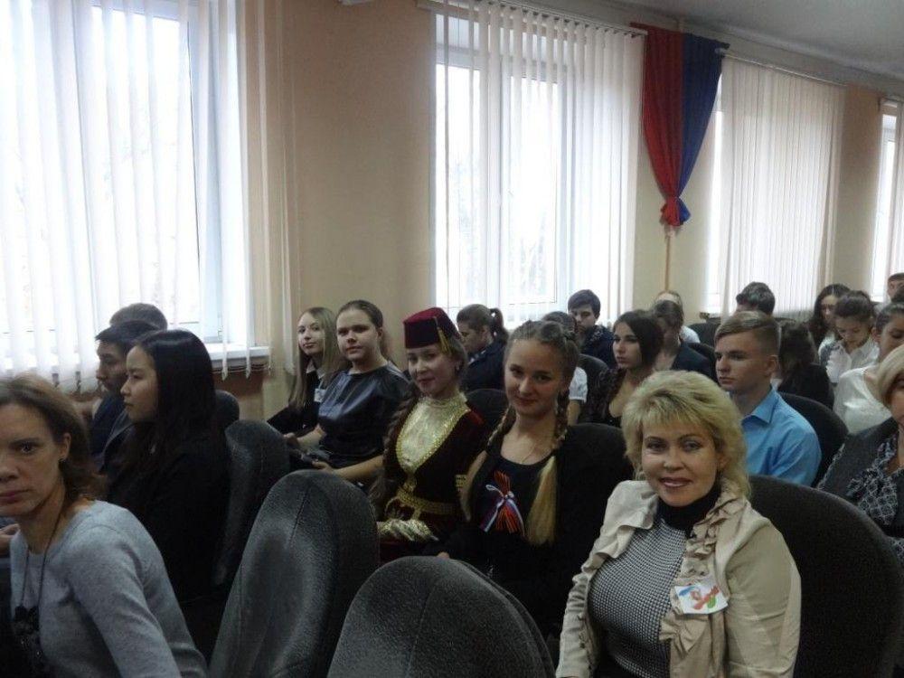 Феодосийка Дарья Сушко победила в ХІХ Всероссийской олимпиаде