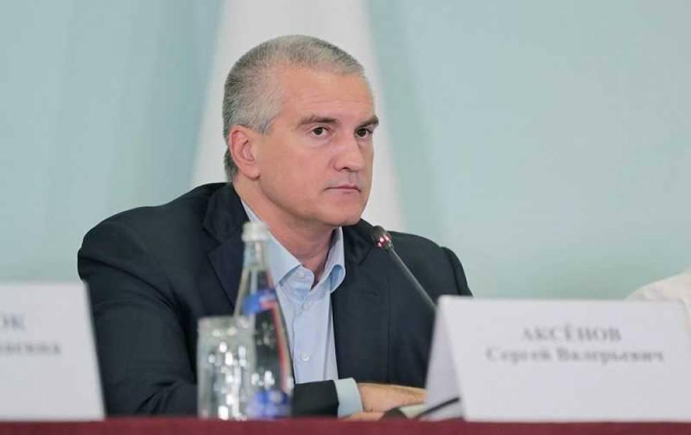 Аксенов больше не доверяет главе Ленинского района Крыма