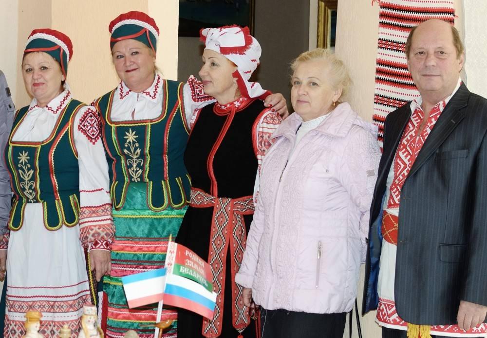 Белорусы Феодосии празднуют 20-летний юбилей