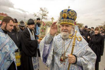 В Феодосии прошел крестный ход