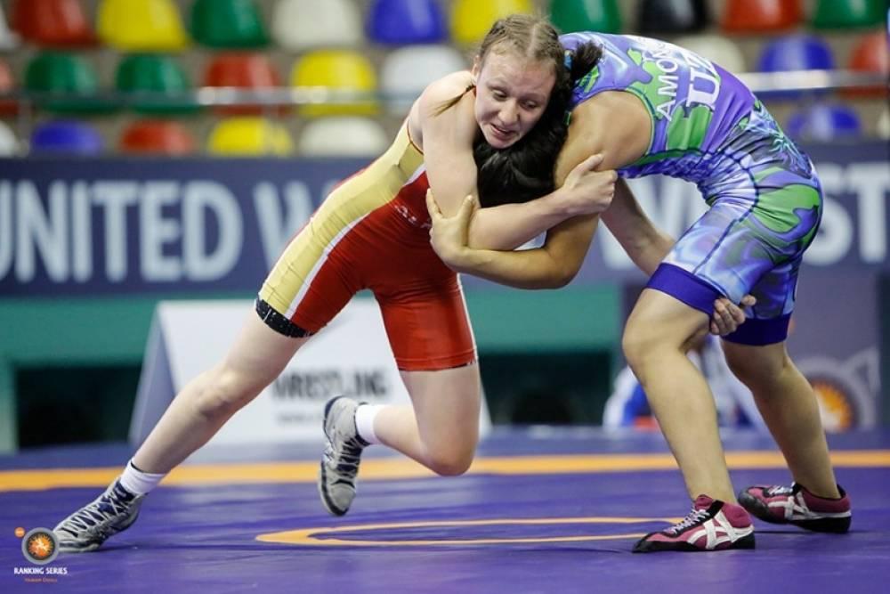 Вероника Гурская из Симферополя получила очередной вызов в сборную России по женской борьбе