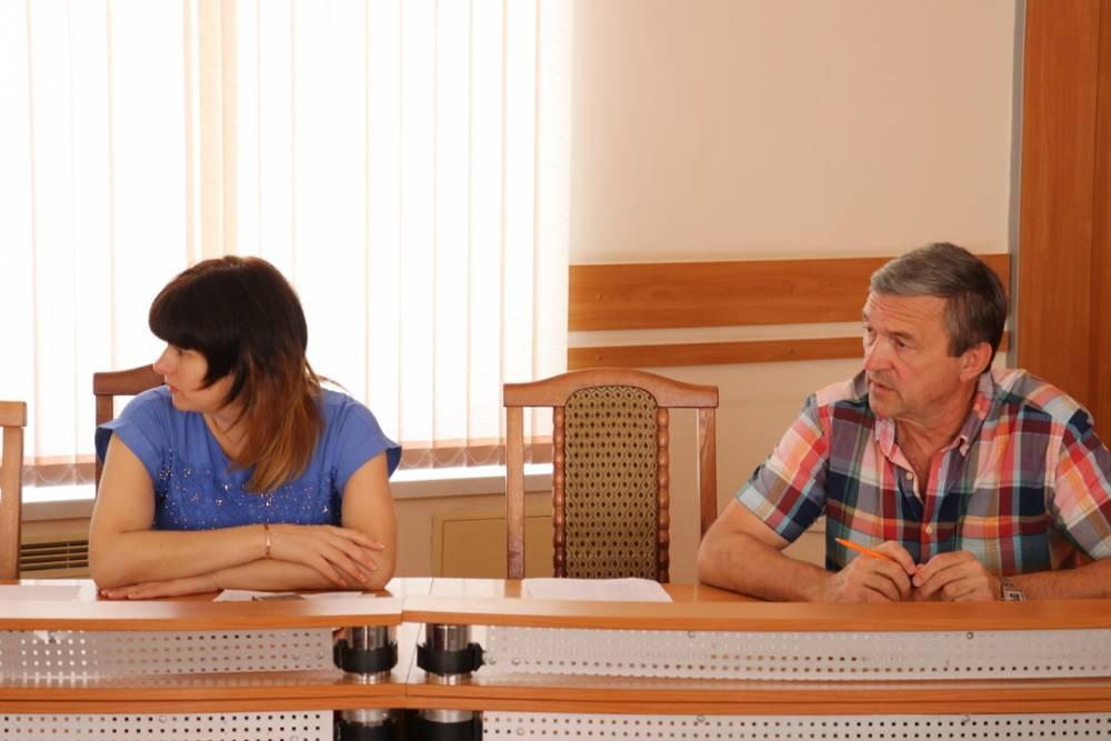 В Феодосии идет подготовка к отопительному периоду 2019-2020