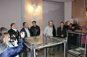 В Феодосии открылась выставка, посвященная 52-му Виленскому пехотному полку