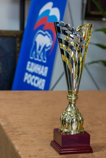 В Феодосии политики и общественники сразились в шахматы