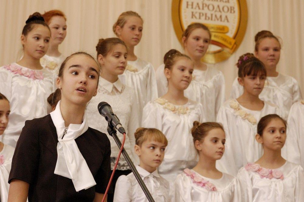 Фестиваль «Музыка народов Крыма» в Феодосии собрал около 200 участников