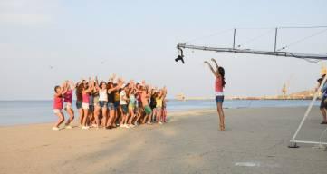 Дарья Ботезат сняла в Феодосии новый клип. Видео и много снимков со съемок