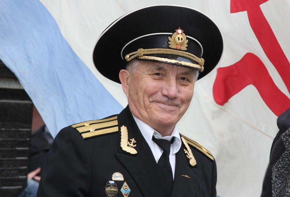 Пропитанный подводной лодкой: Владимир Нишпор