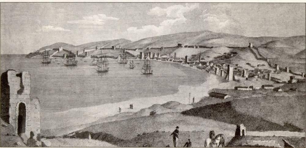 Феодосия 1786 года