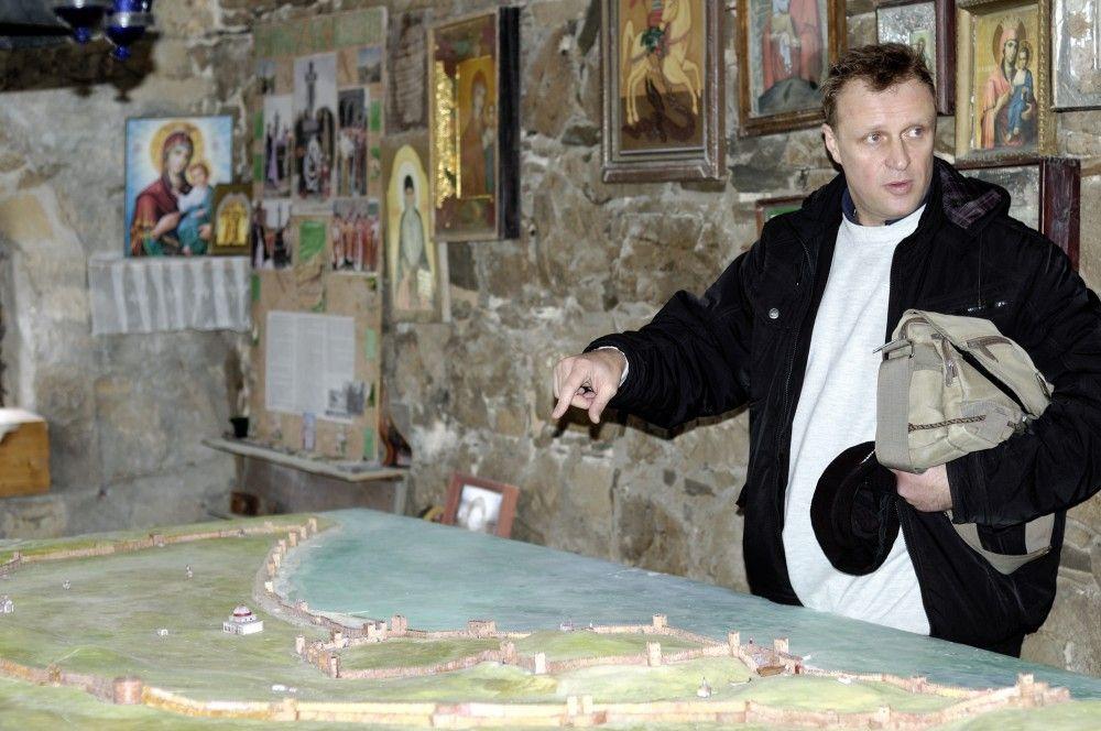 «Старый город — это Олег Павлов!»