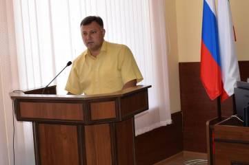 В администрации города Джанкоя состоялось расширенное заседание оргкомитета по проведению празднования Дня города