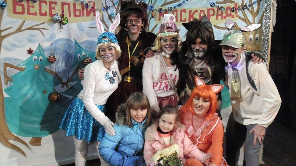 Феодосийский театр «Саквояж» покажет сказку для детей и взрослых
