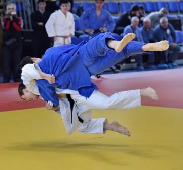 В Феодосии состоится турнир по дзюдо