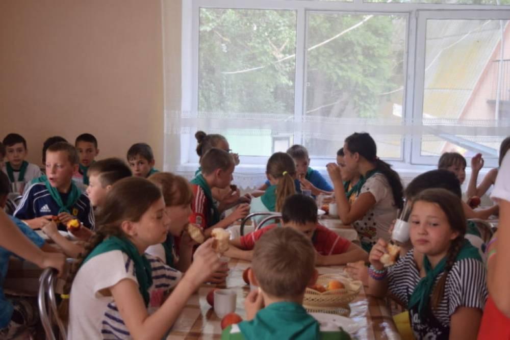 В феодосийских лагерях дневного пребывания детей питали на 80 рублей в сутки