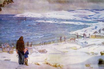 В Феодосии откроется выставка живописи Николая Барсамова