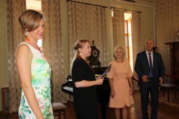Традиции дома Айвазовского продолжаются