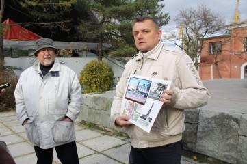 В Феодосии готовятся к общественным слушаниям по очередному переносу памятника