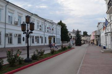 Прогулки по Феодосии: центр города