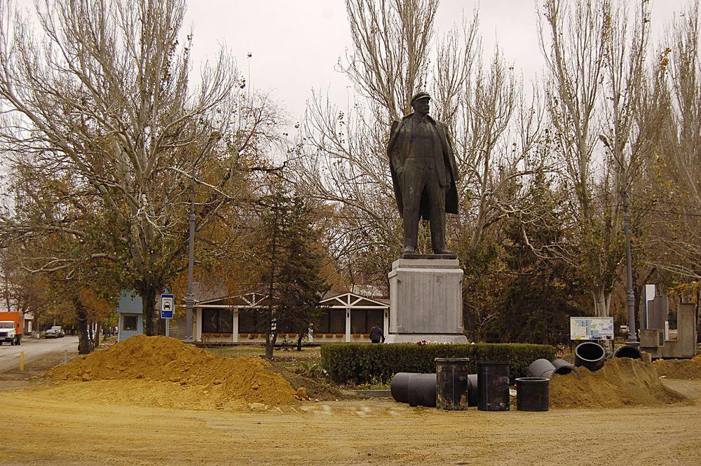 Судьбу Ленина решат жители Феодосии