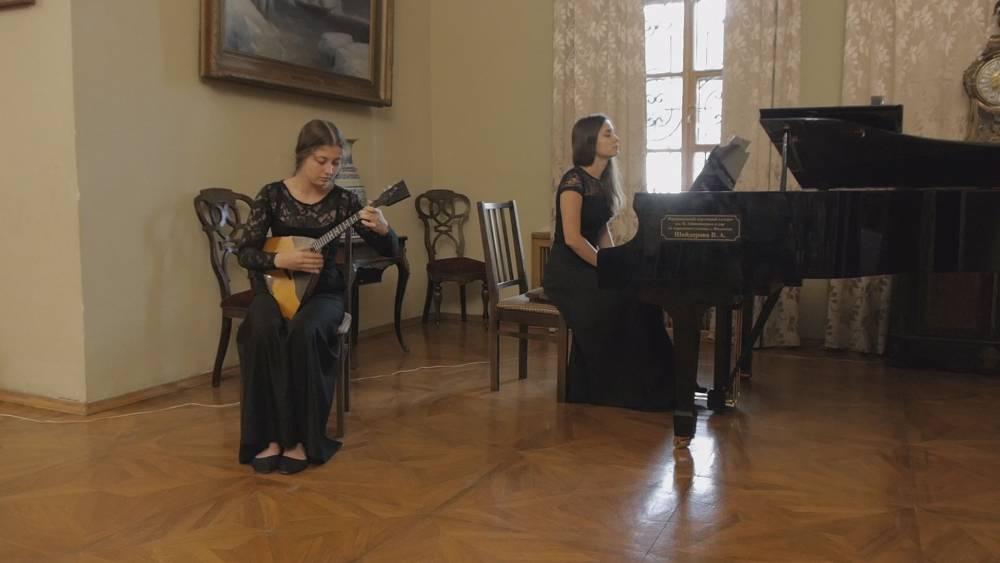 «Музыкальное созвездие Айвазовского»