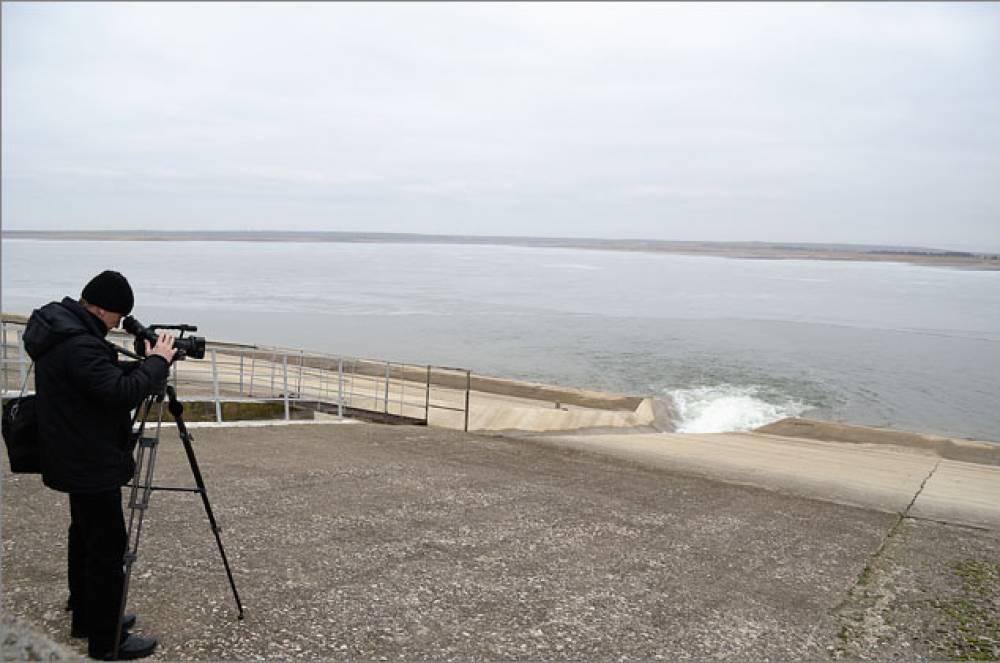 Воду из Феодосийского водохранилища будут держать «про запас»