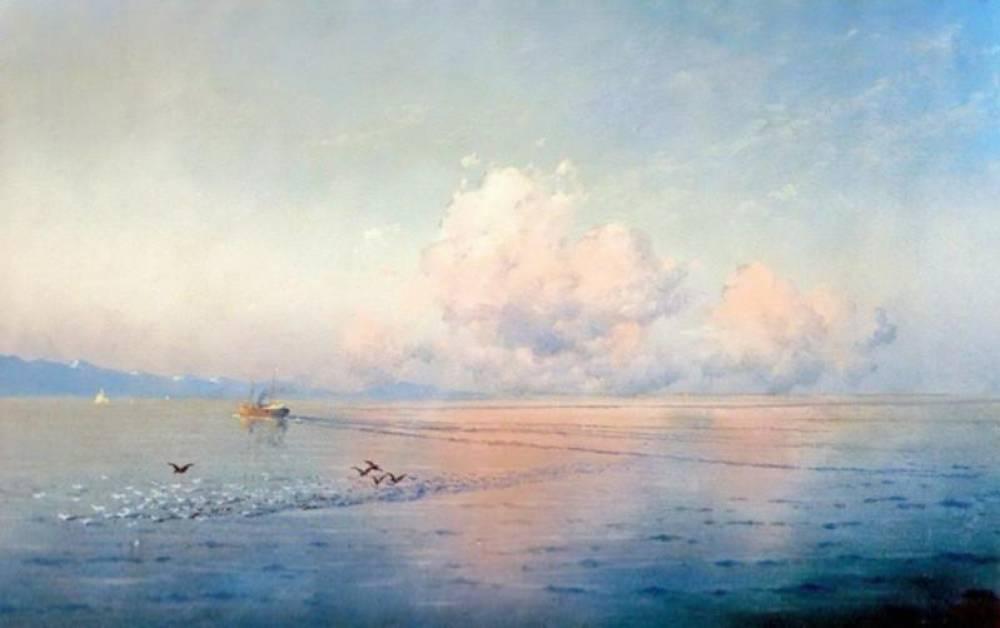 Работы Айвазовского представят на передвижной выставке