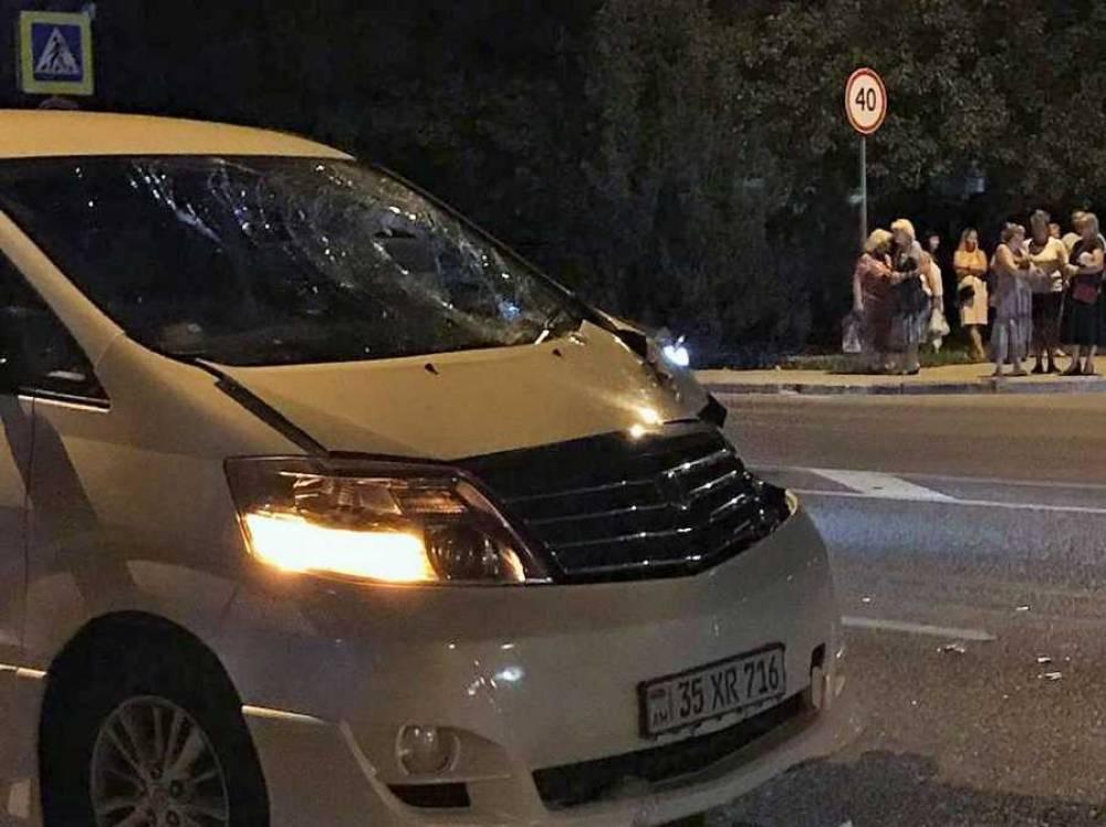В Севастополе не дали сбежать сбившему парня водителю