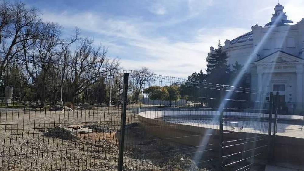 Суд запретил реконструкцию Исторического бульвара в Севастополе