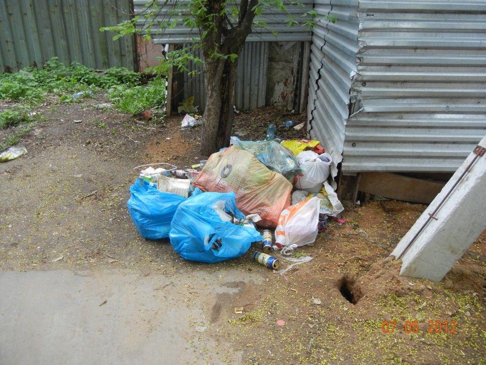 За складирование мусора, «стихийку» и самовольные вскрышные работы 12 феодосийцев попали в нарушители
