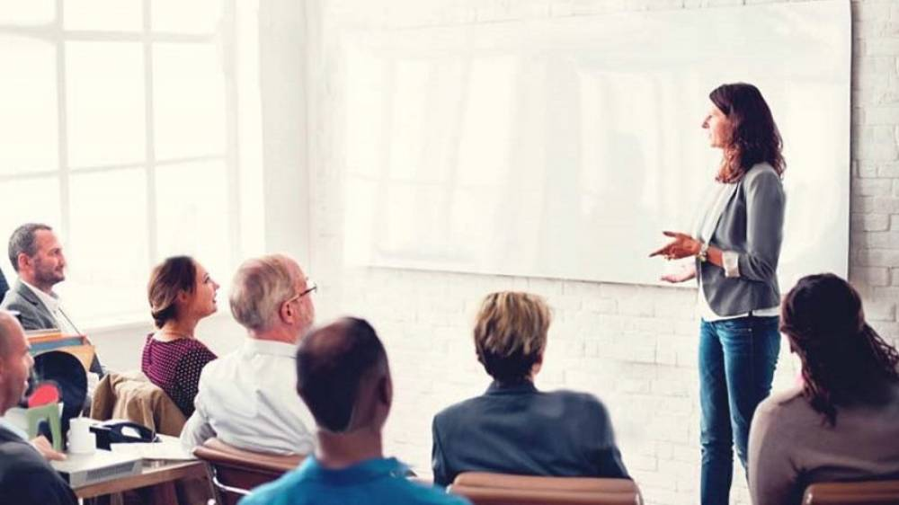 Предпринимателей зовут на тренинг