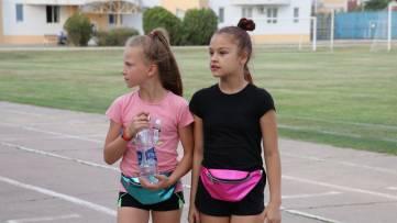 В Феодосии отметили День физкультурника