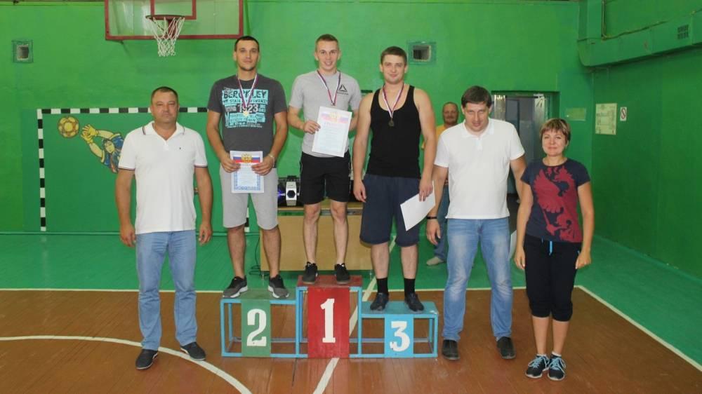 В Белогорском районе прошли спортивные мероприятия, посвященные Дню физкультурника