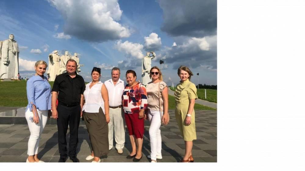 Делегация Судака посетила город-побратим Волоколамск