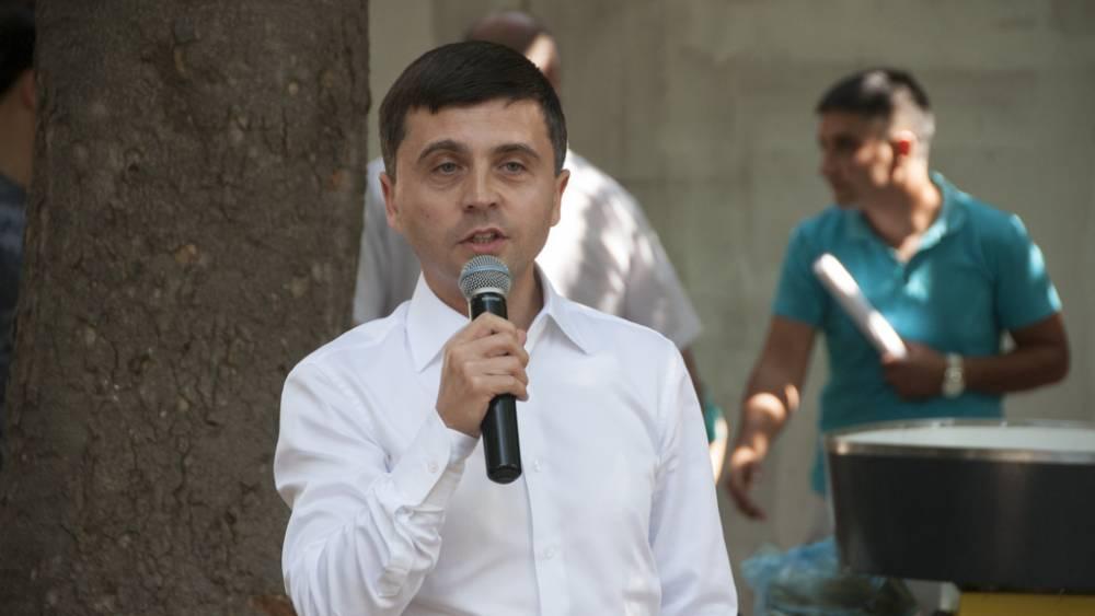 Депутат ГД РФ Руслан Бальбек поблагодарил Алексея Челпанова за содействие в создании крымско-татарского центра в Ялте