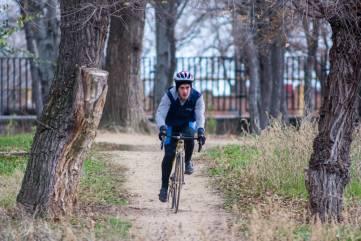 Велогонка - кросс. Открытое первенство Феодосии