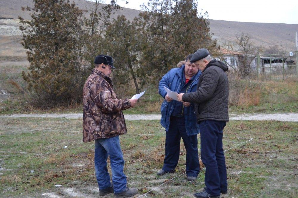 В селах Феодосии до конца ноября установят детские площадки