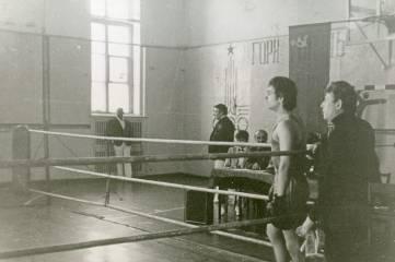 Бокс как «заболевание» на всю жизнь