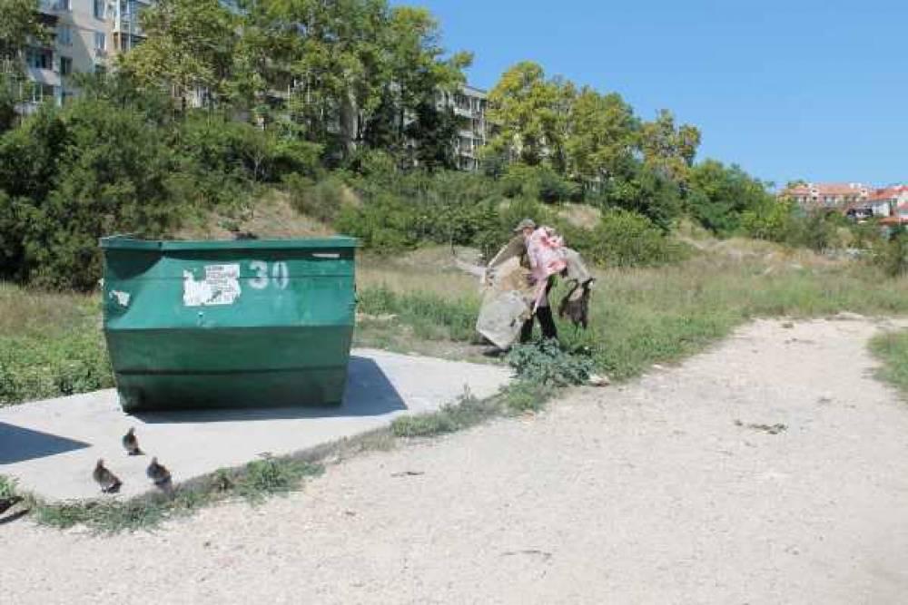 Севастополь очищают от многолетних свалок