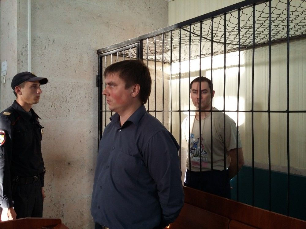 Экс-главу администрации Дмитрия Щепеткова могут судить в Феодосии
