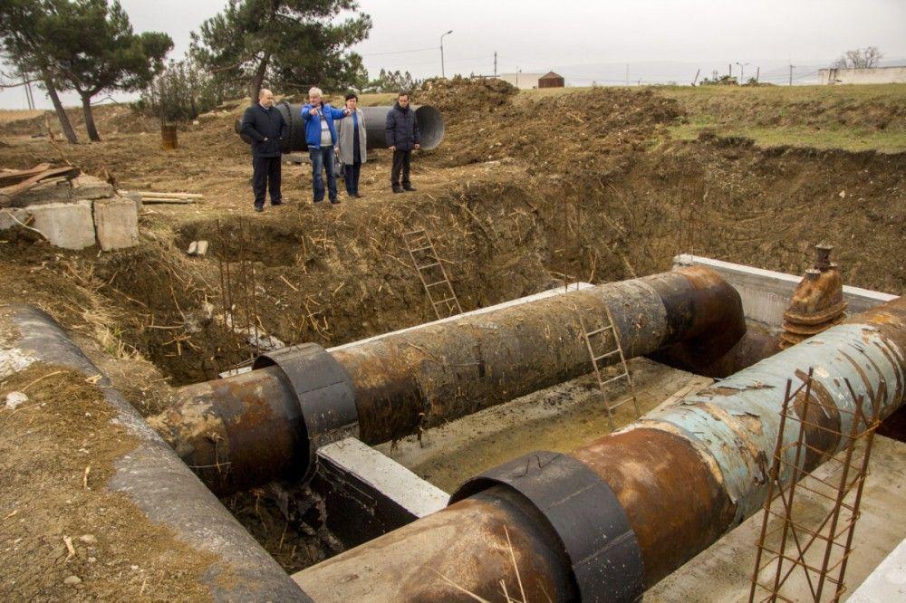 Феодосия без воды: шесть бригад в три смены модернизируют систему водоснабжения (ФОТО+ВИДЕО)