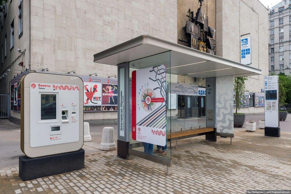 В Феодосии хотят модернизировать автобусные остановки