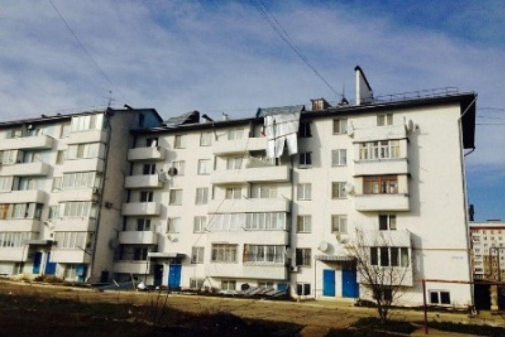Феодосийские многоэтажки проверят на ветхость
